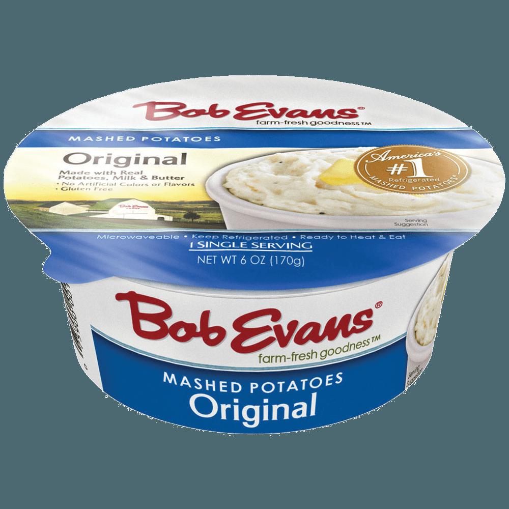 Bob Evans Mashed Potatoes Single Serve 6 Oz - Bob Evans Farms on shepherd's pie, bob evans smiley face potatoes, lyonnaise potatoes, frozen sweet potatoes, ham and scalloped potatoes, duchess potatoes, apple pie, seasoned potatoes, bob evans fries, bob evans potato, russet burbank, bob evans salads, bob evans waffles, frozen scalloped potatoes, bob evans cinnamon pancake recipe, potato bread, bob evans thanksgiving menu, bob evans to go thanksgiving, pumpkin pie, homemade scalloped potatoes, pecan pie, simply potatoes, olivier salad, bangers and mash, chocolate chip cookie, oven baked scalloped potatoes, potato salad, potato chip, apple sauce, bob evans fried potatoes, green bean casserole, chicken and potatoes, idahoan potatoes, baked potato,