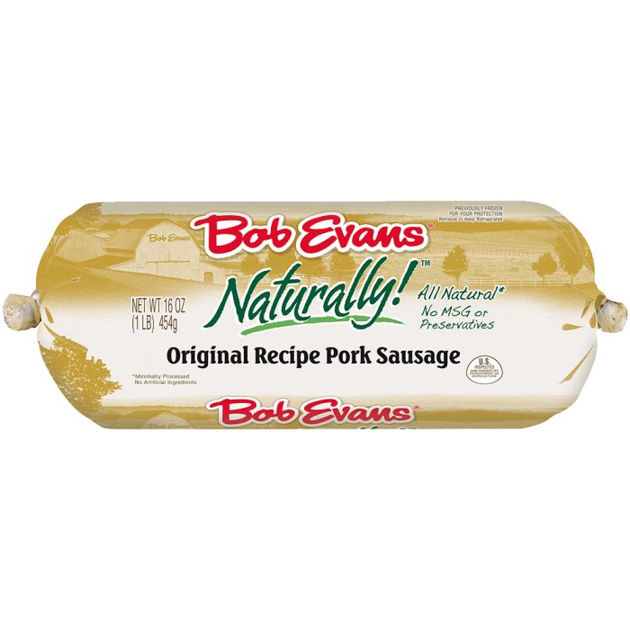 Bob Evans Naturally! Original Roll Sausage