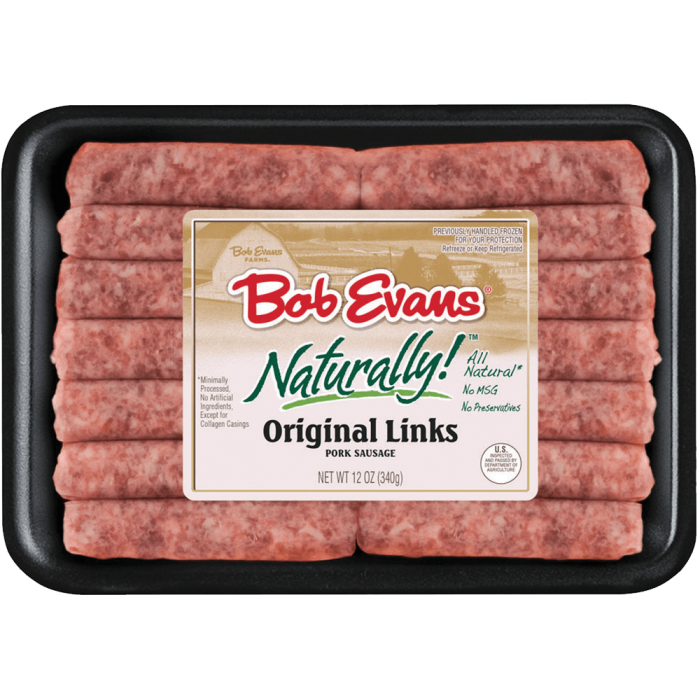 Bob Evans Naturally! Original Sausage Links