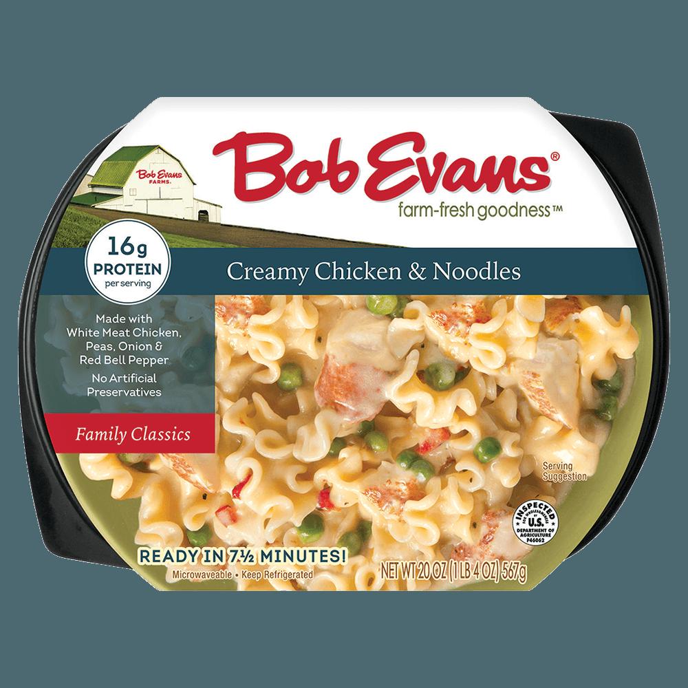 Bob Evans Creamy Chicken and Noodles