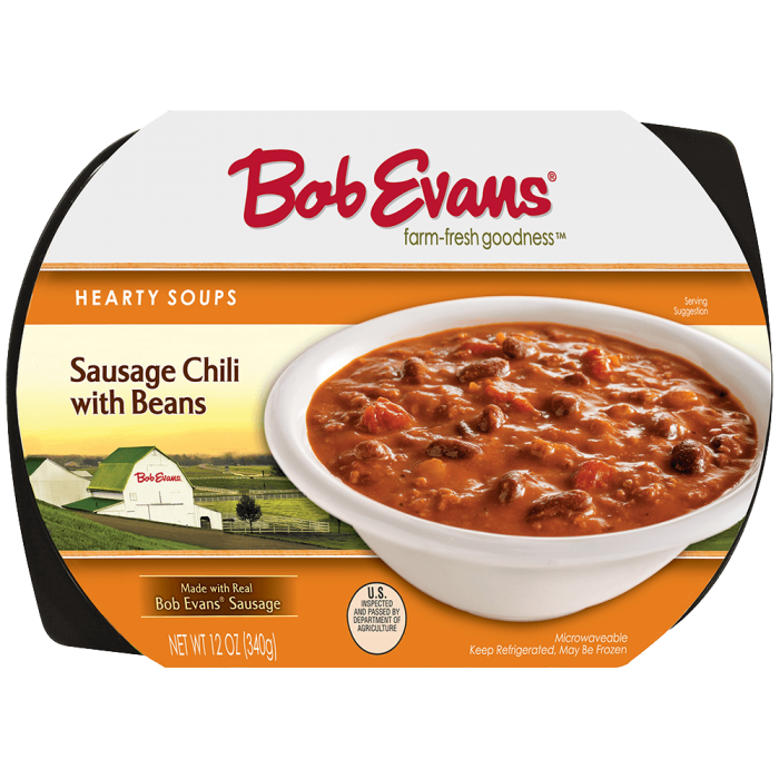 Bob Evans Original Sausage Chili 12oz