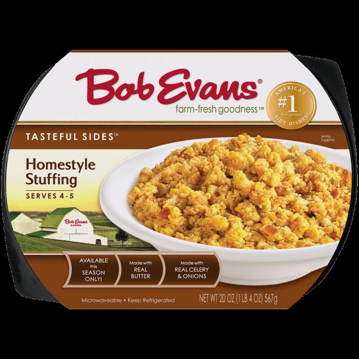 Bob Evans Seasoned Homestyle Stuffing