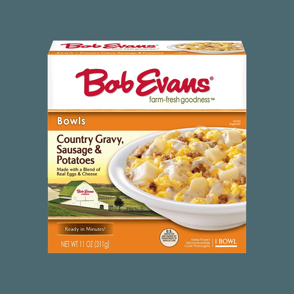 Bob Evans Country Gravy Brunch Bowl