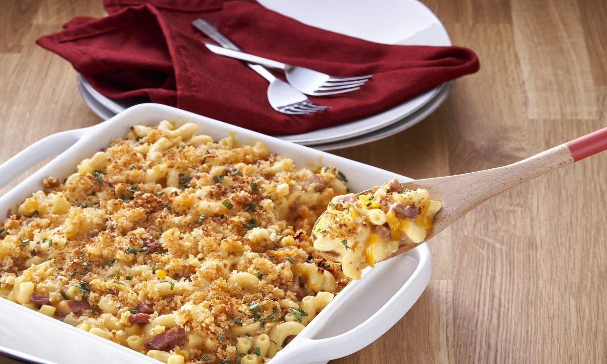 Ultimate Holiday Macaroni and Cheese