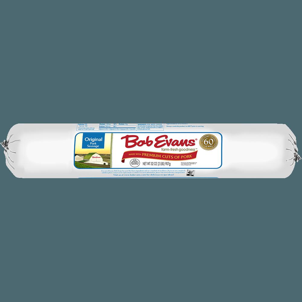 Bob Evans Original 2 lb Roll Sausage