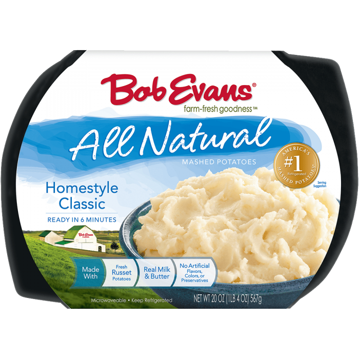 Bob Evans Natural Homestyle Classic Mashed Potatoes