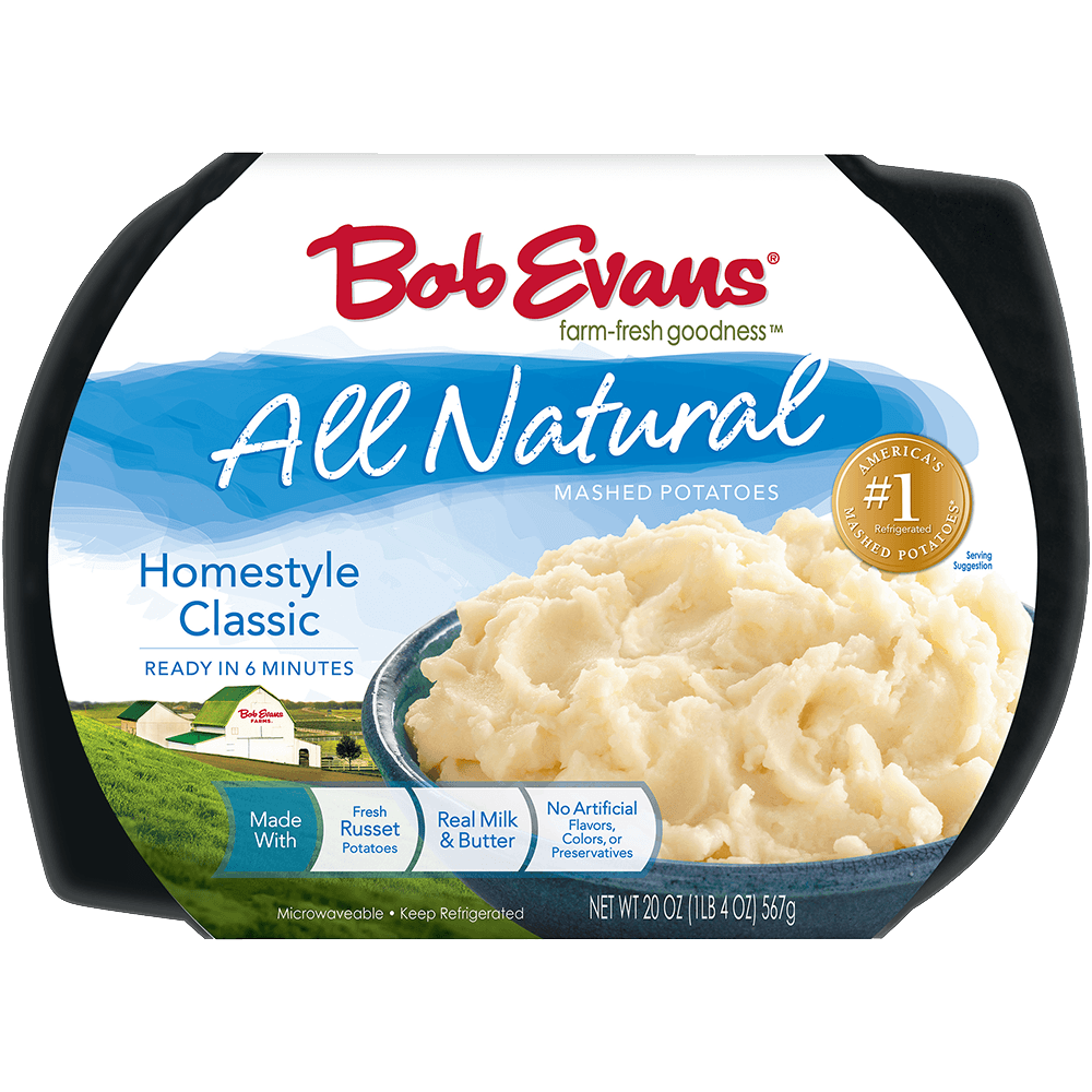Bob Evans Natural Homestyle Classic Mashed Potatoes