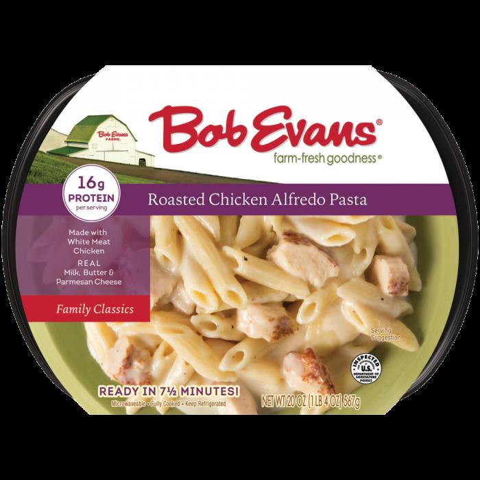 Bob Evans Roasted Chicken Alfredo Pasta