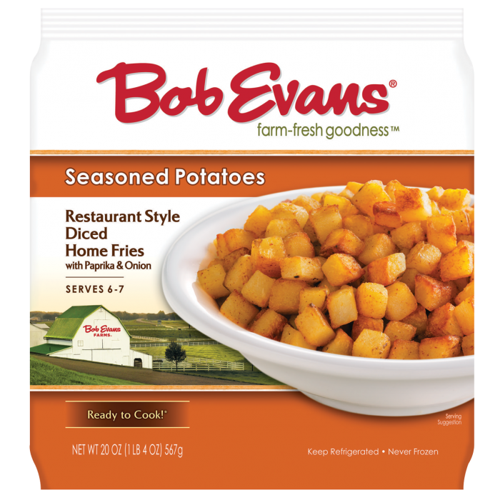 Bob Evans Diced Home Fries 20 oz