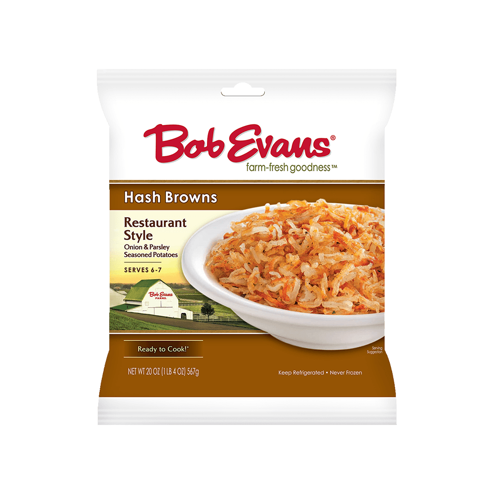 Bob Evans Shredded Hash Brown 20 oz