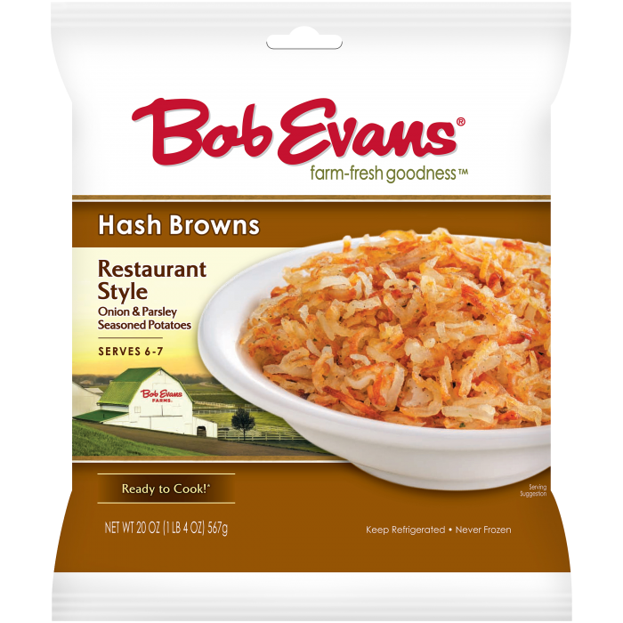 Bob Evans Shredded Hash Brown 20 oz