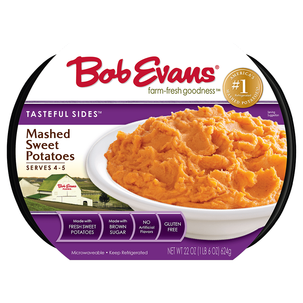 photo of Bob Evans Mashed Sweet Potatoes