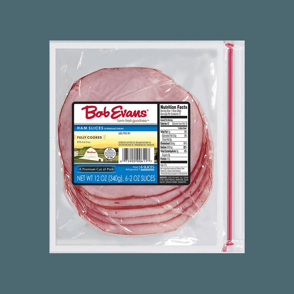 Bob Evans Ham – 6 Slices