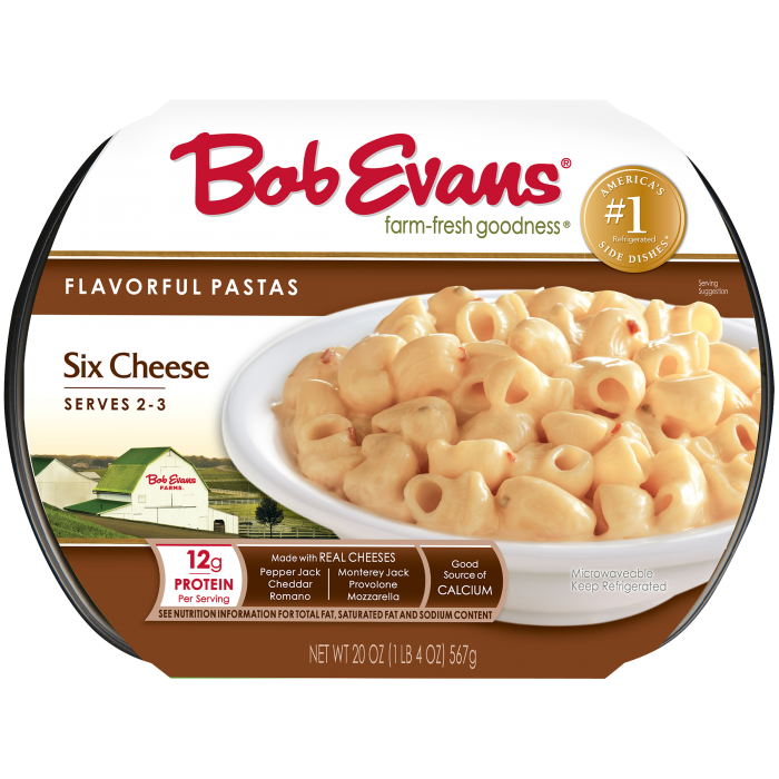 Bob Evans Six Cheese Pasta