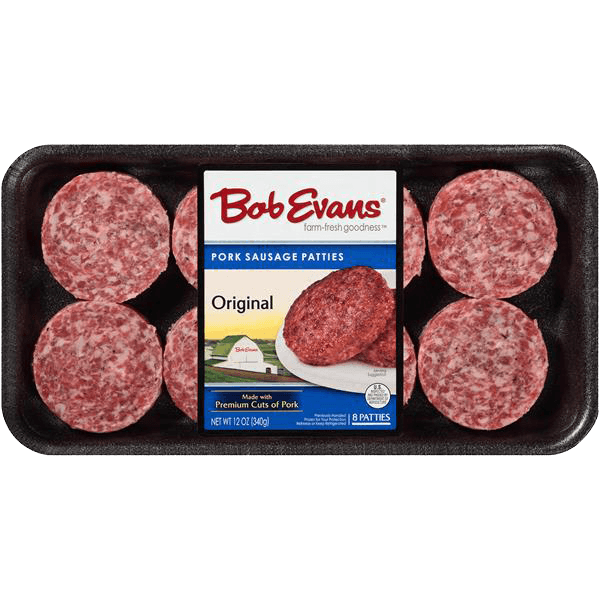 Bob Evans Original Patties 12 oz