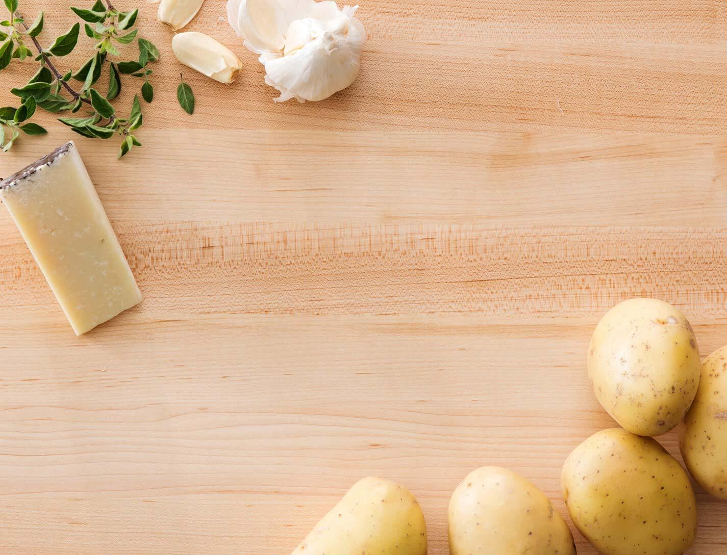 Bob Evans Natural Savory Romano and Herb Mashed Potatoes