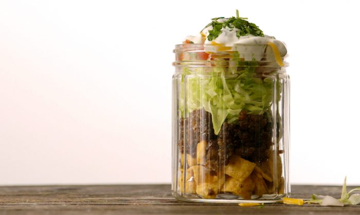 Walking Taco Salad
