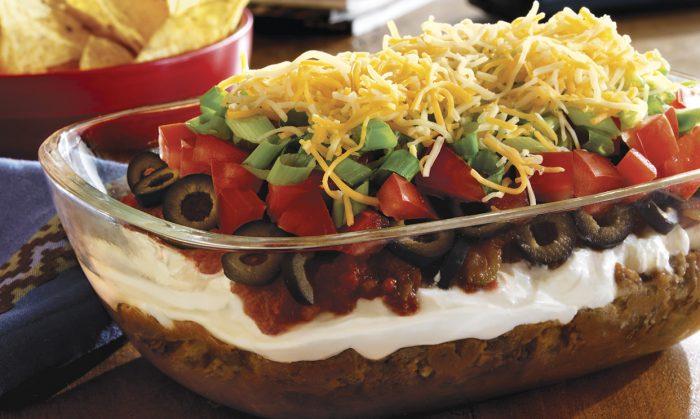 7-Layer Taco Dip