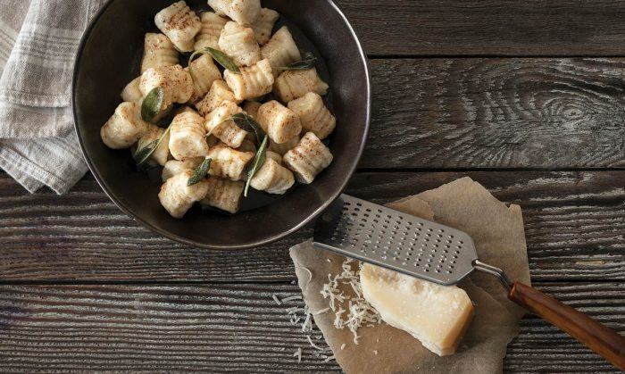 Potato Gnocchi with Sage Brown Butter