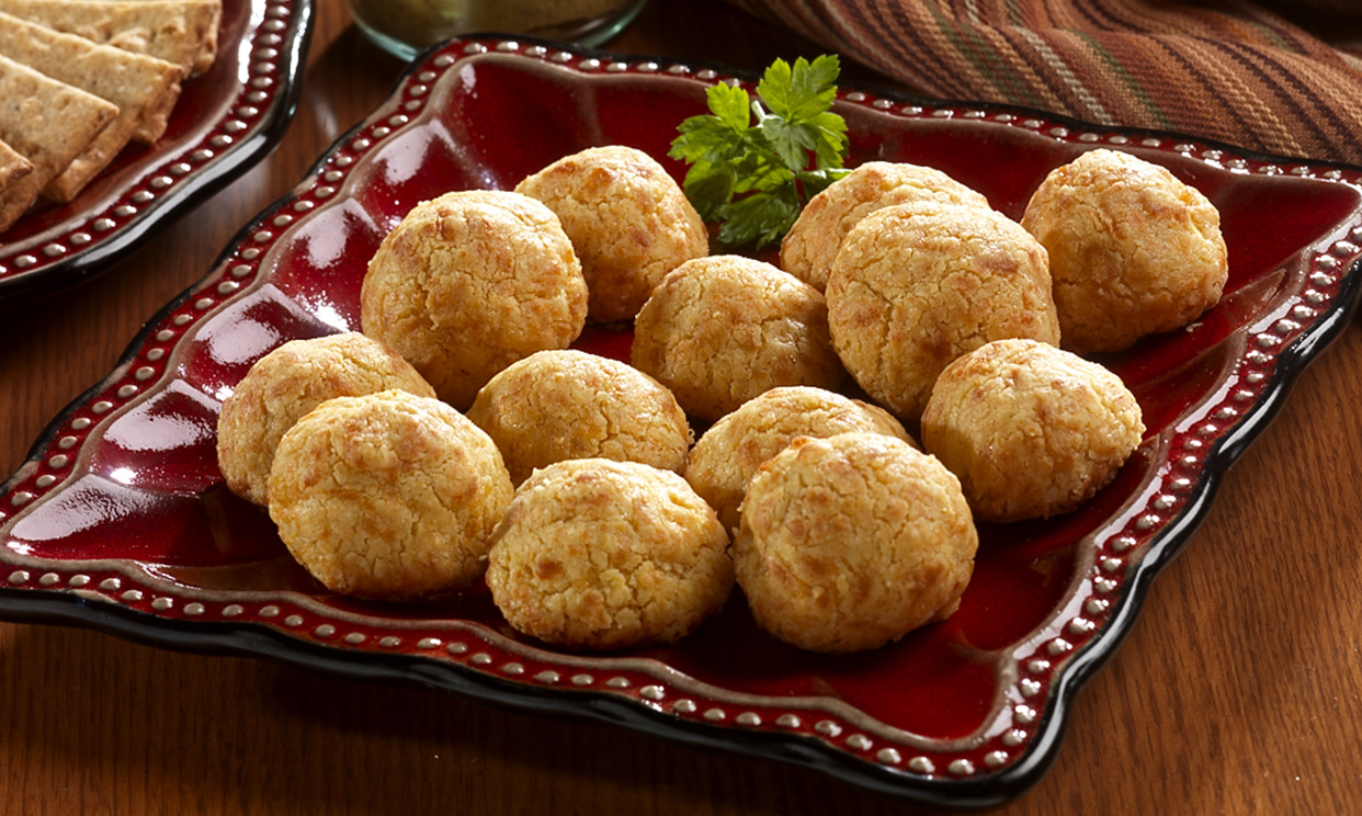 Savory Sausage Biscuits