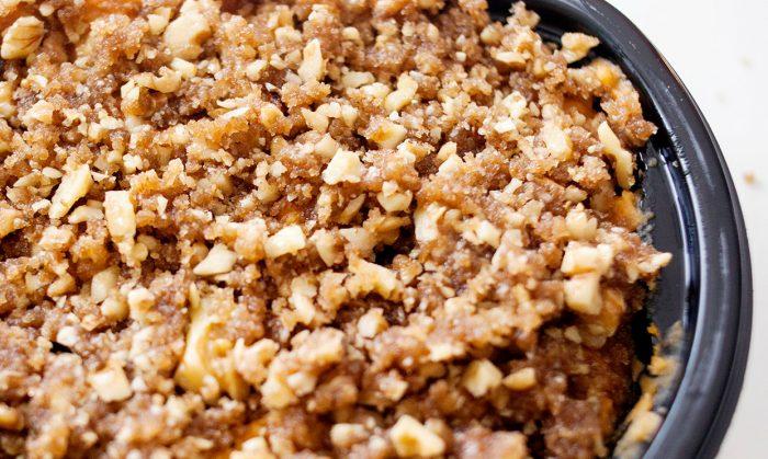 Shortcut Sweet Potato Casserole