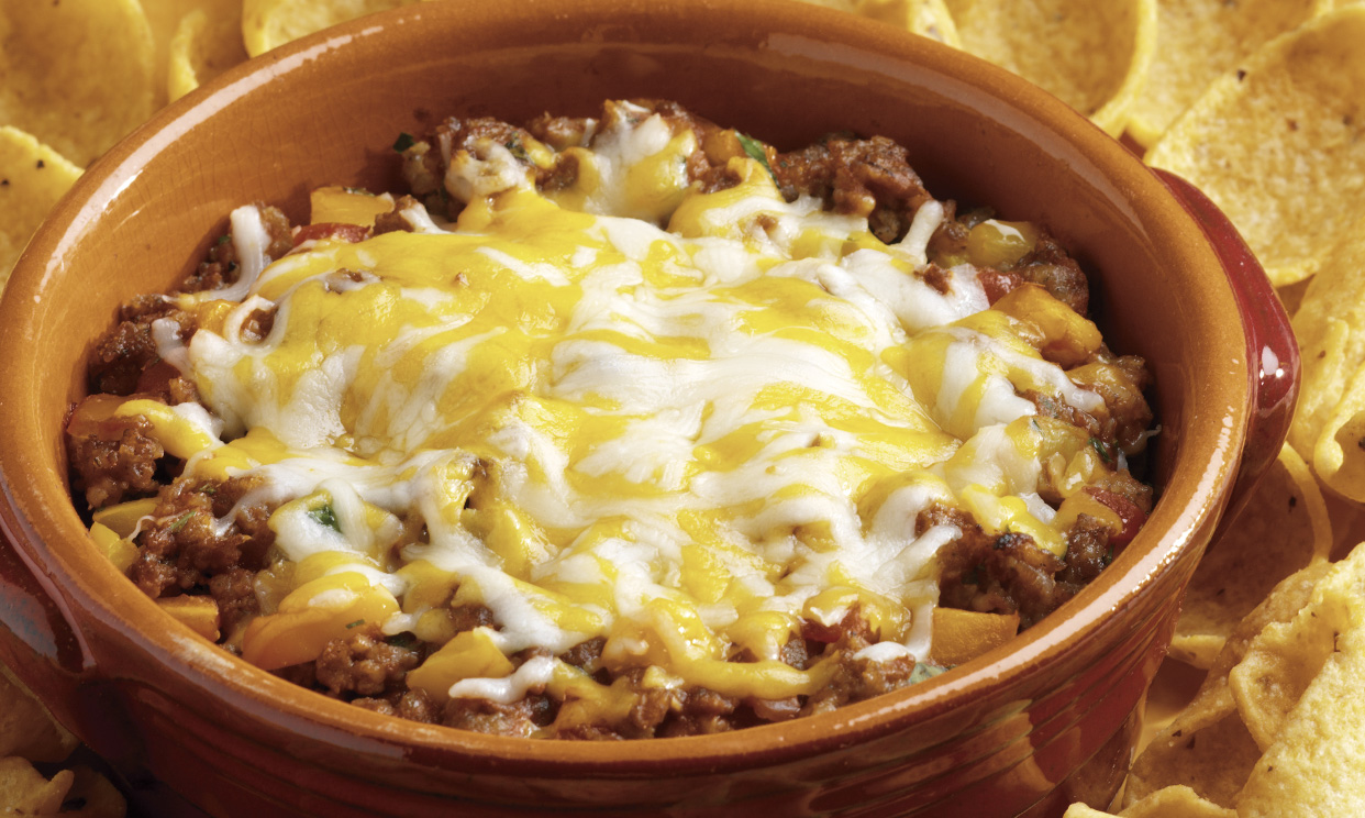 Tex Mex Hot Dip