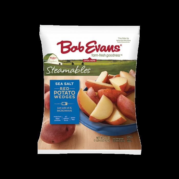 Bob Evans Sea Salt Red Potato Wedges