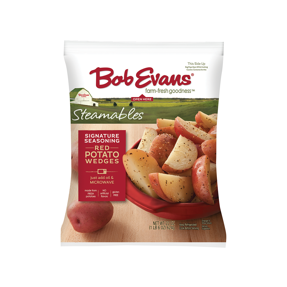 Bob Evans Signature Seasoning Red Potato Wedges