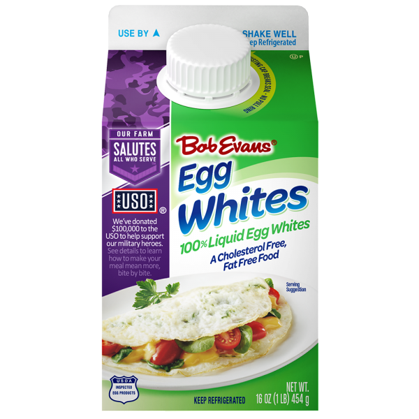 Eggs and Egg Whites