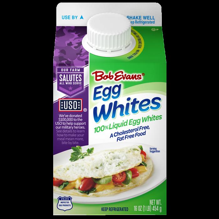 15604Bob Evans Egg Whites