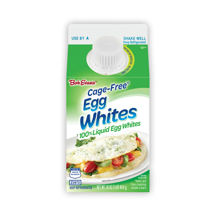 Bob Evans® Cage-Free Egg Whites 16 oz. Carton (California Only)