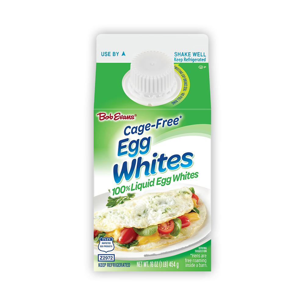 Bob Evans® Cage-Free Egg Whites 16 oz. Carton (California Only)
