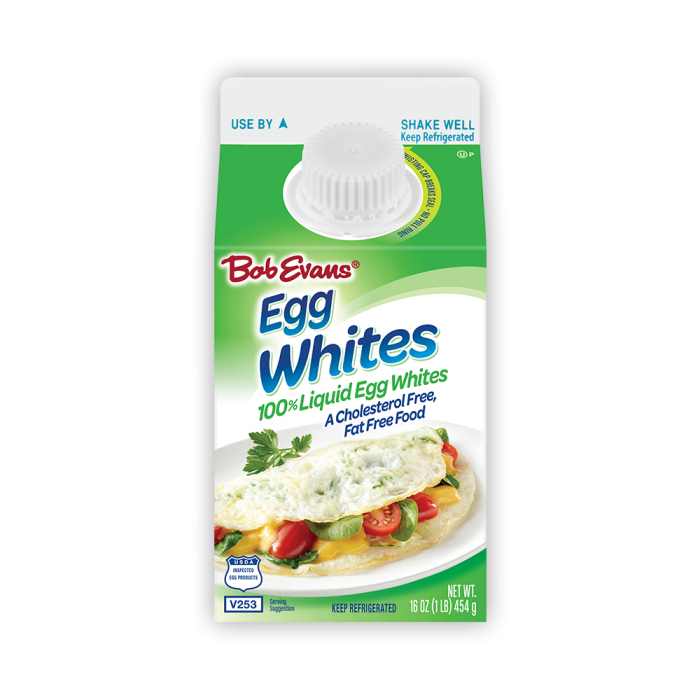 Bob Evans® 100% Liquid Egg Whites 16 oz. Carton