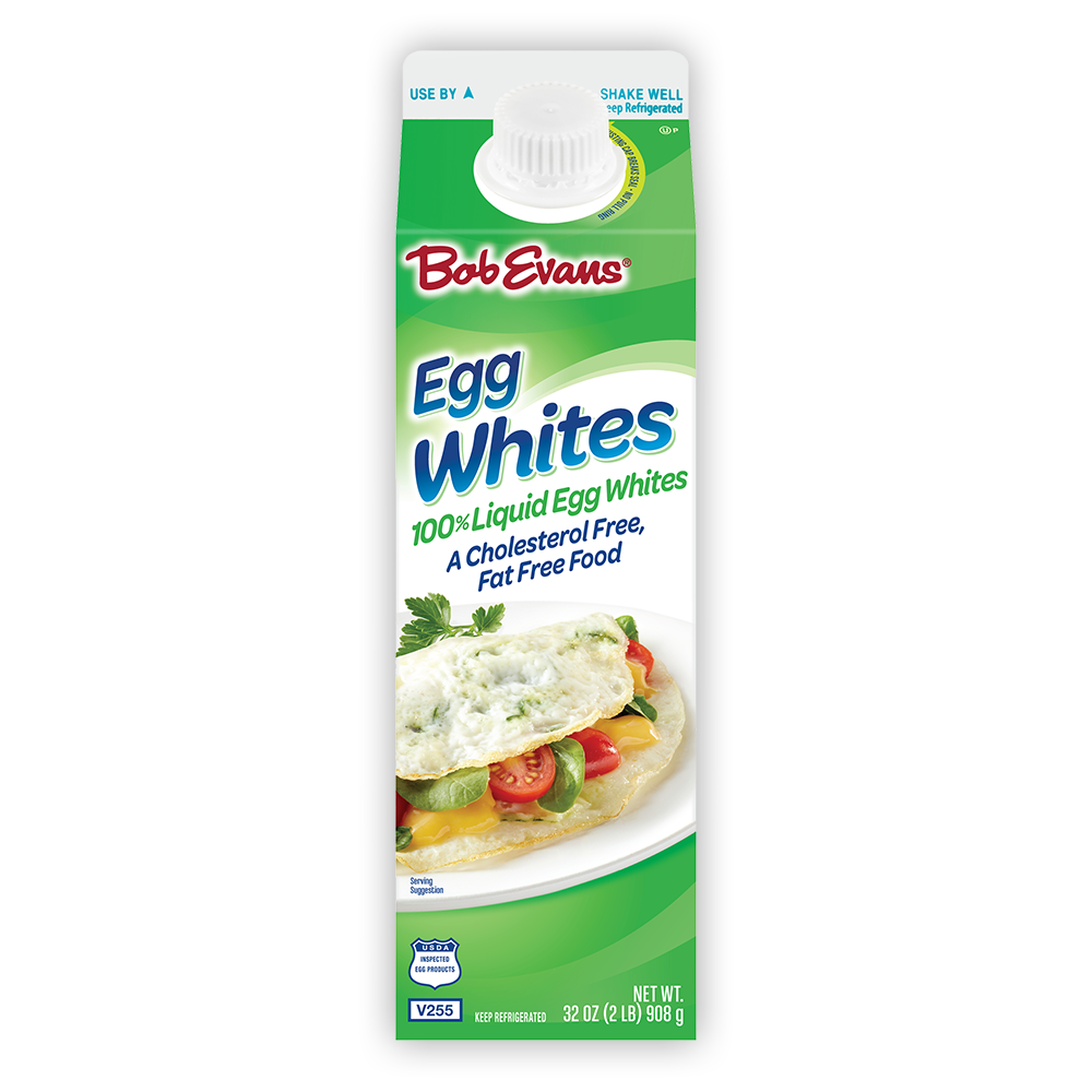 Bob Evans® 100% Liquid Egg Whites 32 oz. Carton