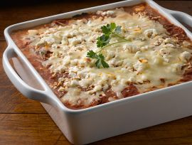 Marathoner's Zucchini Ribbon Lasagna