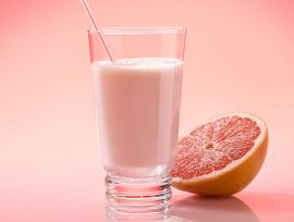 Grapefruit Protein Smoothie