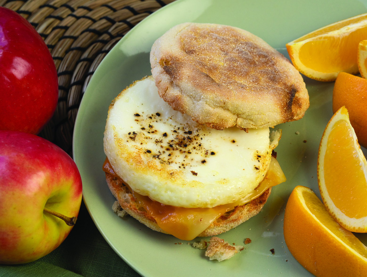 Easy Make-Ahead Breakfast Sandwiches