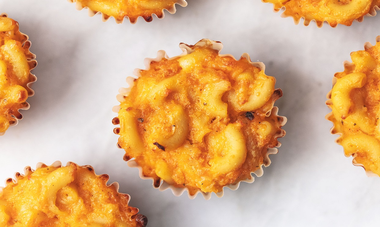 Buffalo Macaroni & Cheese Cups