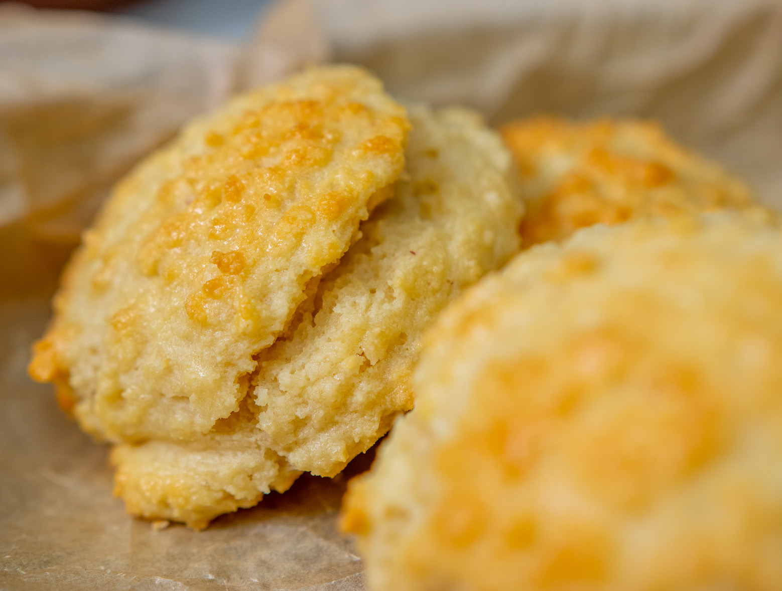 Low Carb Butter Biscuits